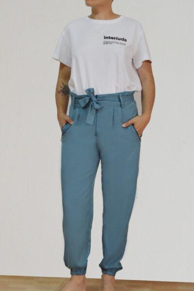 Pantalones de tencel