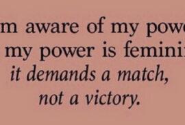 Liderazgo femenino